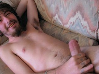 Jerking Out The Juice With Hairy Samuel - Samuel P