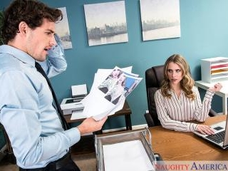 Naughty Office - Anya Olsen & Tyler Nixon