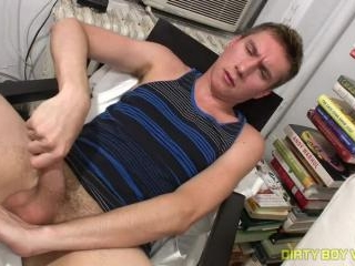 Nick Cums All Over