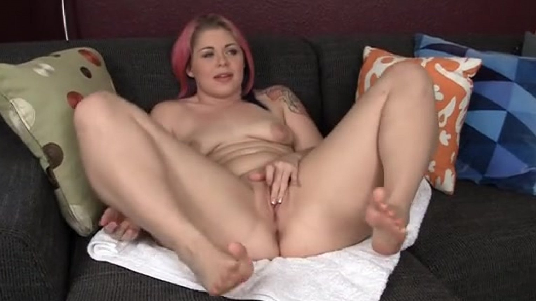Mandy has an intense toe curling orgasm