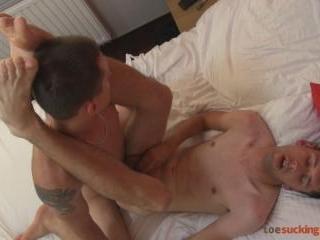 Toe Sucking Guys - Rodzenyk and Borys