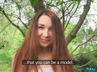 Slim Russian Has Sex with Stranger