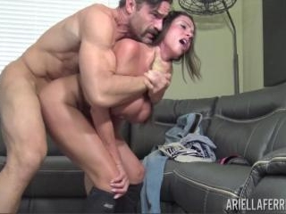 Charles Dera Chock Fucks the Hell Out of Ariella F