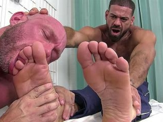 Killian Worships Ricky & Gets Stomped - Ricky