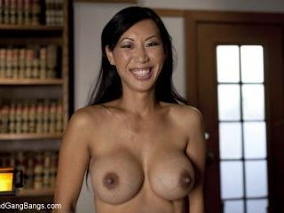 Beautiful Asian Lawyer Fantasizes About being Take