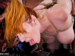 Babe BDSM Swinger Becomes Sexual Submissive For Th