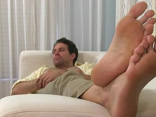 Spy On Jet\'s Dress Socks & Manly Feet