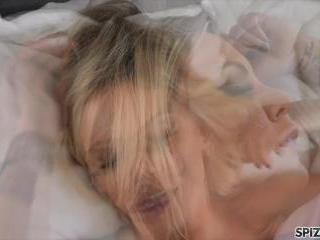 Kenzie Taylor Gets Caged