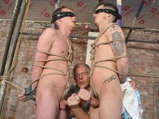 Double Dick Sucking Fun! - Cameron James, Nathan H