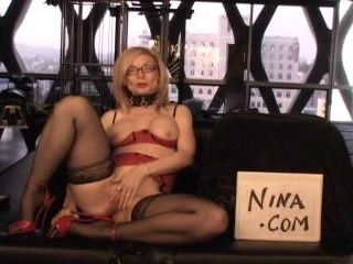 Nina Hartley Toys
