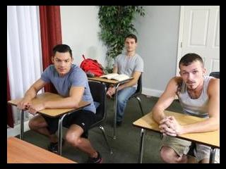 Dicking Around In Detention