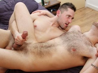 Cock Hungry Studs Dominic And Lincoln - Dominic Be