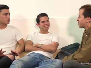 Felix, Allen and Mirko