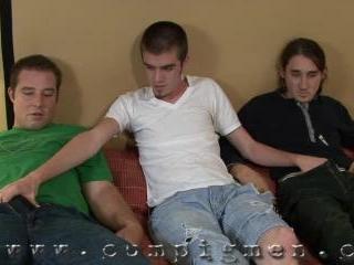 Eric King, Hughes Shea, Evan Carson
