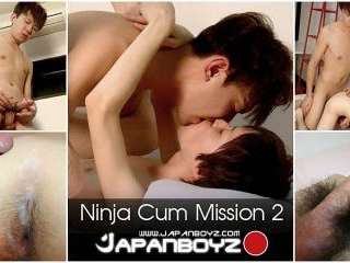 Ninja Cum Mission 2