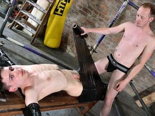 Wrapped Up & Wanked Off - Aaron Aurora & Sean Tayl