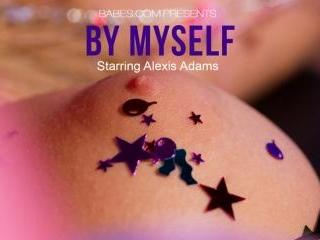 Alexis Adams dans By Myself