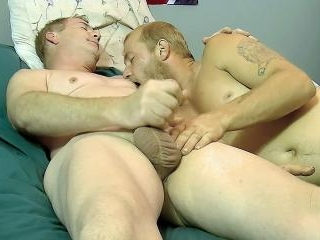 Swapping Some Fresh Cum! - Matt & Joe