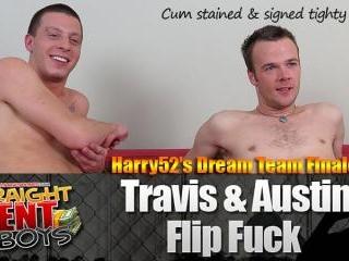 Travis & Austin Flip Fuck