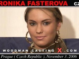 Veronika Fasterova casting