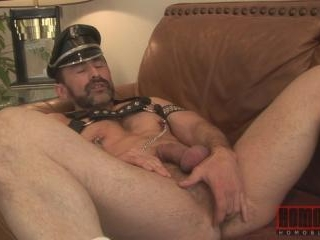 Homo Blow - Big Dick Leather Lover