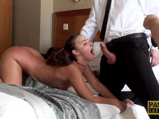 Slutty Amirah Adara gets nailed hard