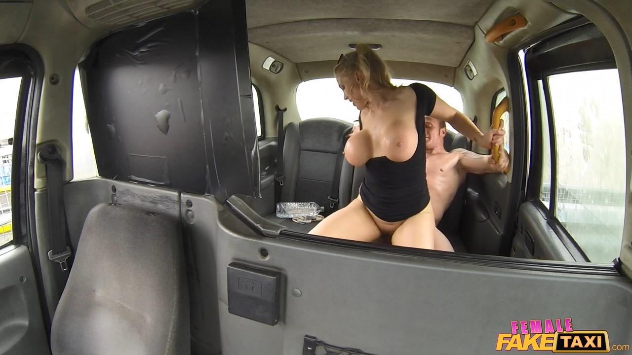 Female Fake Taxi Lesbian Milf
