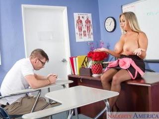 My First Sex Teacher - Amber Lynn Bach & Dane Cros