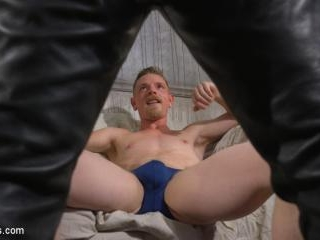 Cody Winter Gets Thrashed and Fucked by Hairy Musc