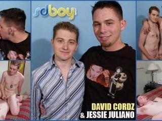 David Cordz & Jessie Juliano