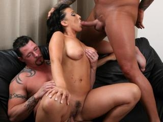 Ricki White - Double Penetration Tryouts #6