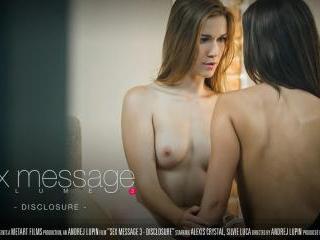 Sex Message III Scene 1 - Disclosure