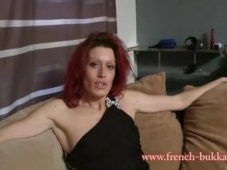 Pics French bukkake
