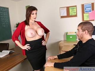 My First Sex Teacher - Sara Jay & Xander Corvus