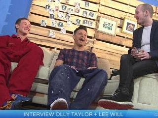 UNTOUCHED interview: Olly Taylor and Lee Will