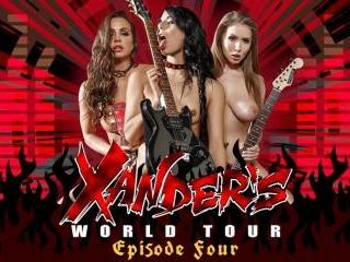 Xander\'s World Tour - Ep.4