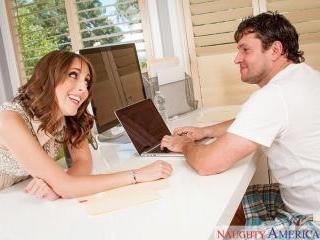 My Girl Loves Anal - Nickey Huntsman & Preston Par