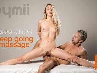Deep Going Massage