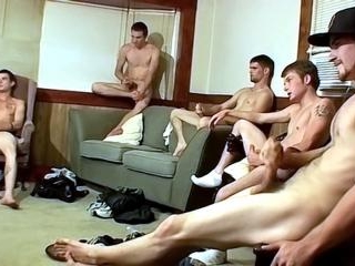 Straight Thug Circle Jerk - Billy da Kidd, Cain, C