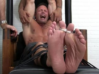 Joey Tightly Bound, Toe-Tied & Tickled - Joey