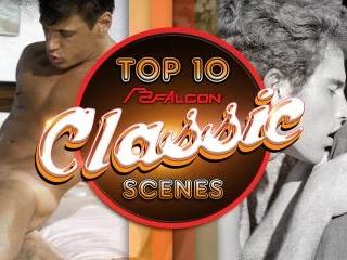 Top Ten Classic Falcon Scenes