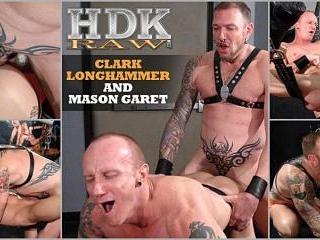 Clark Longhammer & Mason Garet