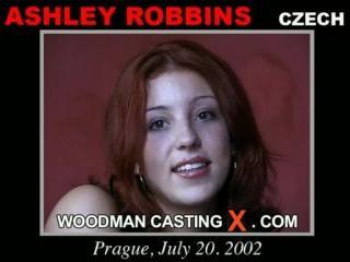 Ashley robbins cum shower