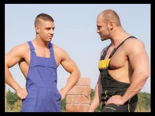 Men In Uniform #04