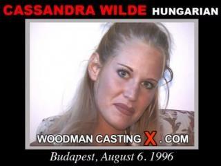 Cassandra Wilde casting