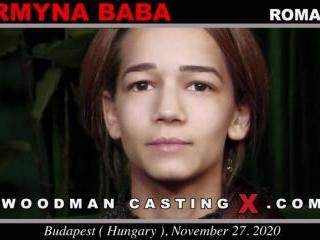 Hermyna Baba casting