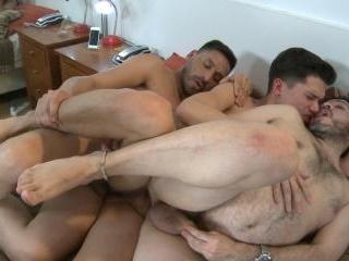 Mitch, Ferdinan and Cedric