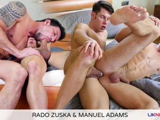 Rado Zuska & Manuel Adams