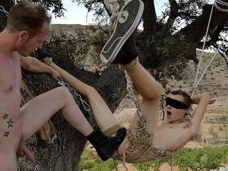 Blindfolded Twink Boy Takes A Big Dick! - Jack Ash