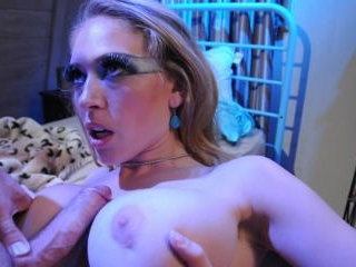 Curvy Blonde Kagney Lynn Karter gets Fucked Hard
